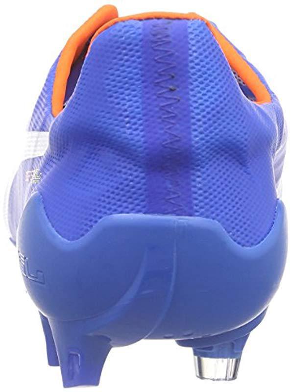 2fc20cad28c PUMA Evospeed Sl Fg Football Boots (training) in Blue for Men - Lyst