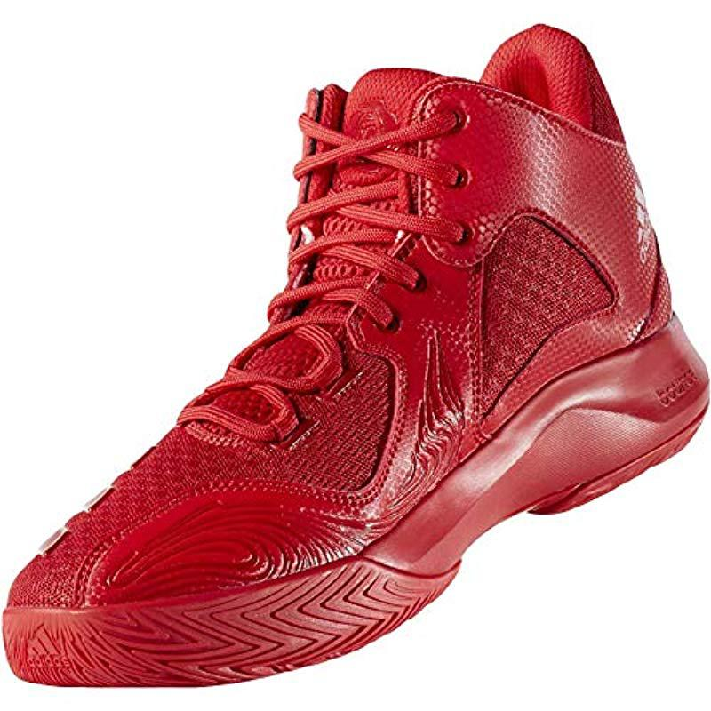 809a51a19338 Adidas - Red D Rose 773 V Basketball Shoes for Men - Lyst. View fullscreen