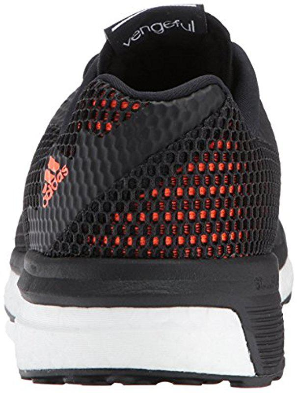 fb3e5fe7a Lyst - adidas Performance Vengeful M Running Shoe in Black for Men - Save  33%