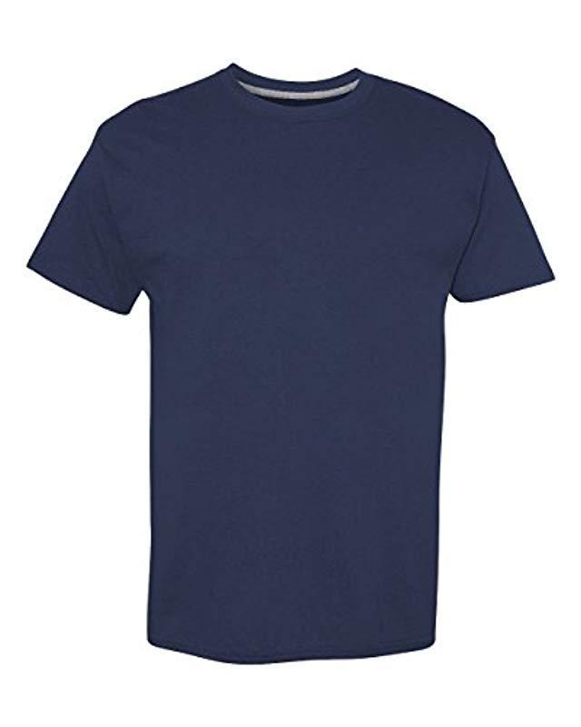 ed8db209a955 Lyst - Hanes Cotton Bikini Panty Multipack in Blue