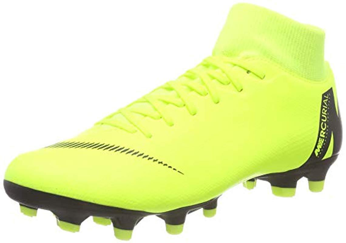 cheap for discount a889c f899c Nike. Yellow Unisex Adults Superfly 6 Academy ...