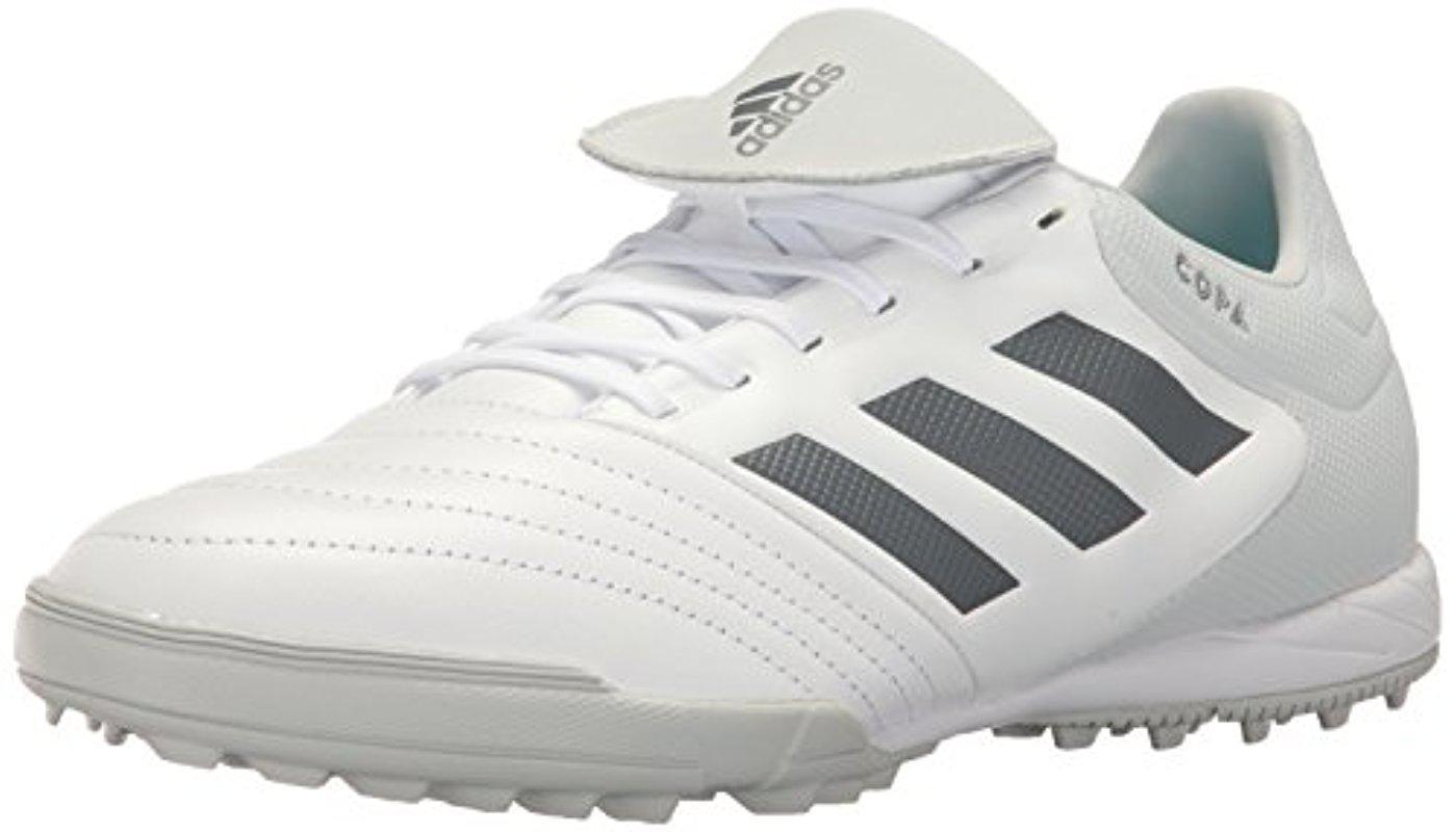 lyst adidas originali copa tango territorio scarpa da calcio in grigio per gli uomini.