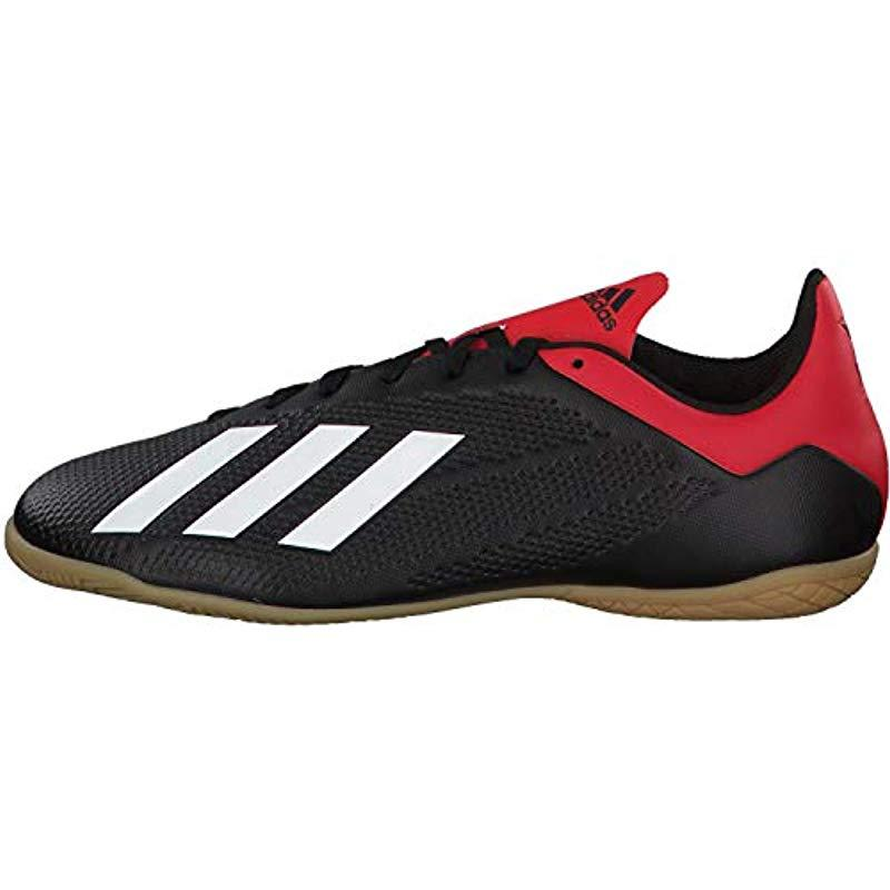 premium selection 44d69 e284c adidas X Tango 18.4 In Futsal Shoes Black for Men - Lyst