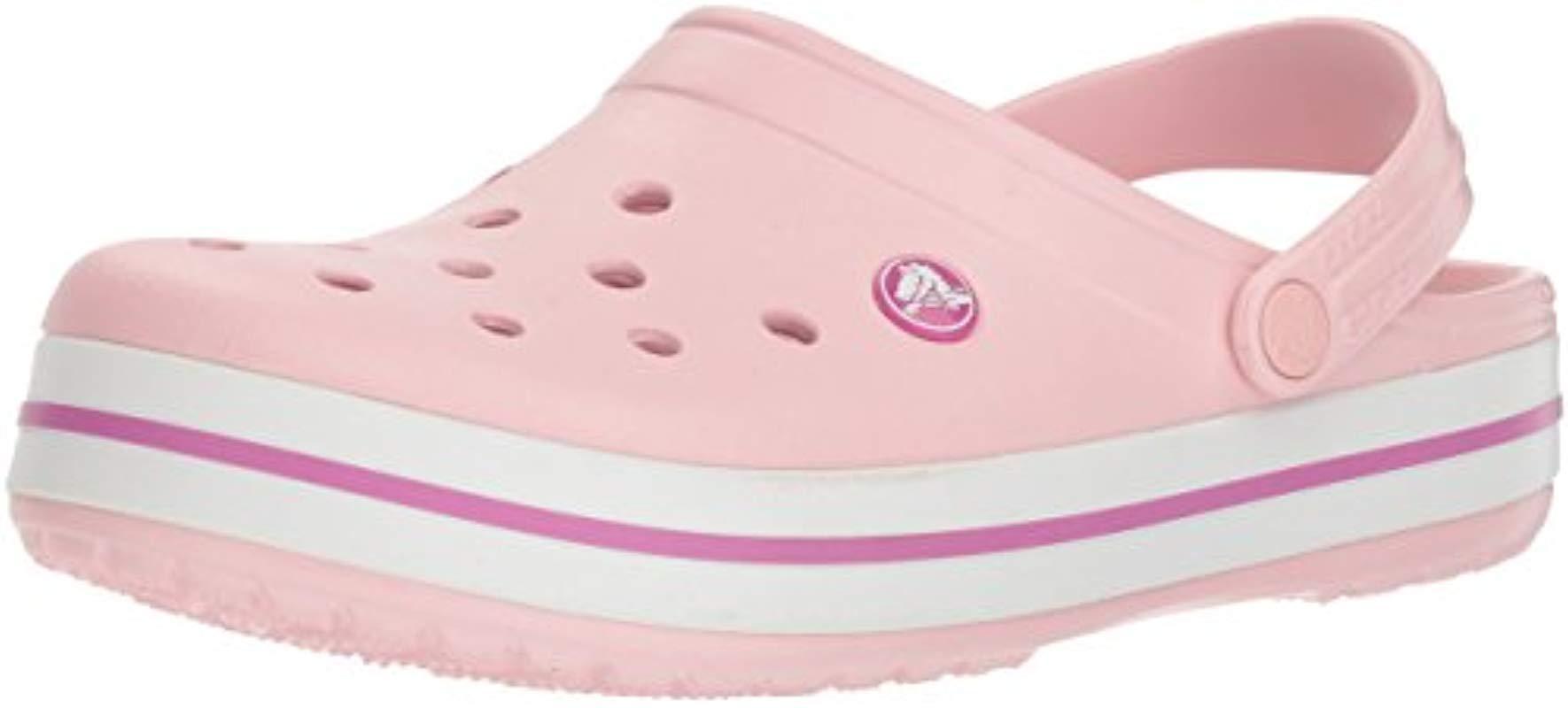 8fe068a81 Crocs™. Women s Pink Crocband Clog ...