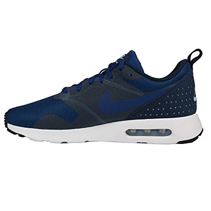 pretty nice e6663 7750e Nike - Blue Air Max Tavas Trainers for Men - Lyst. View fullscreen