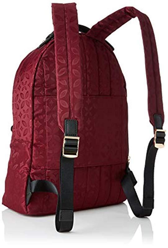 c6cb4f9f7308 Michael Kors - Purple Nylon Kelsey Backpack Handbag - Lyst. View fullscreen