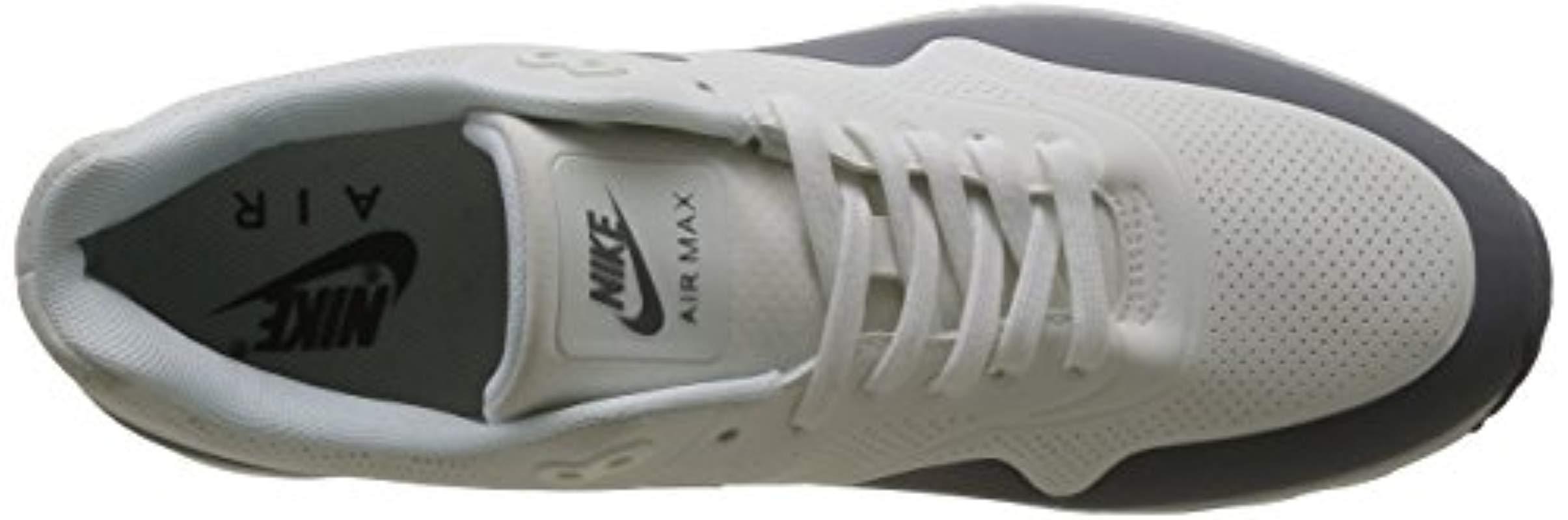 new styles e07e8 93c8e Nike - Gray Air Max 1 Ultra Moire Training Running Shoes - Lyst. View  fullscreen