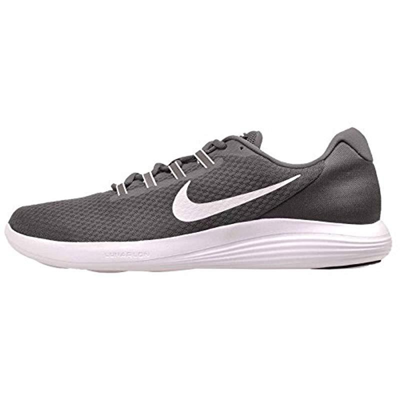 Lyst Nike Lunarconverge Running Schuhes in Gray Gray in for Men Save c6efc5