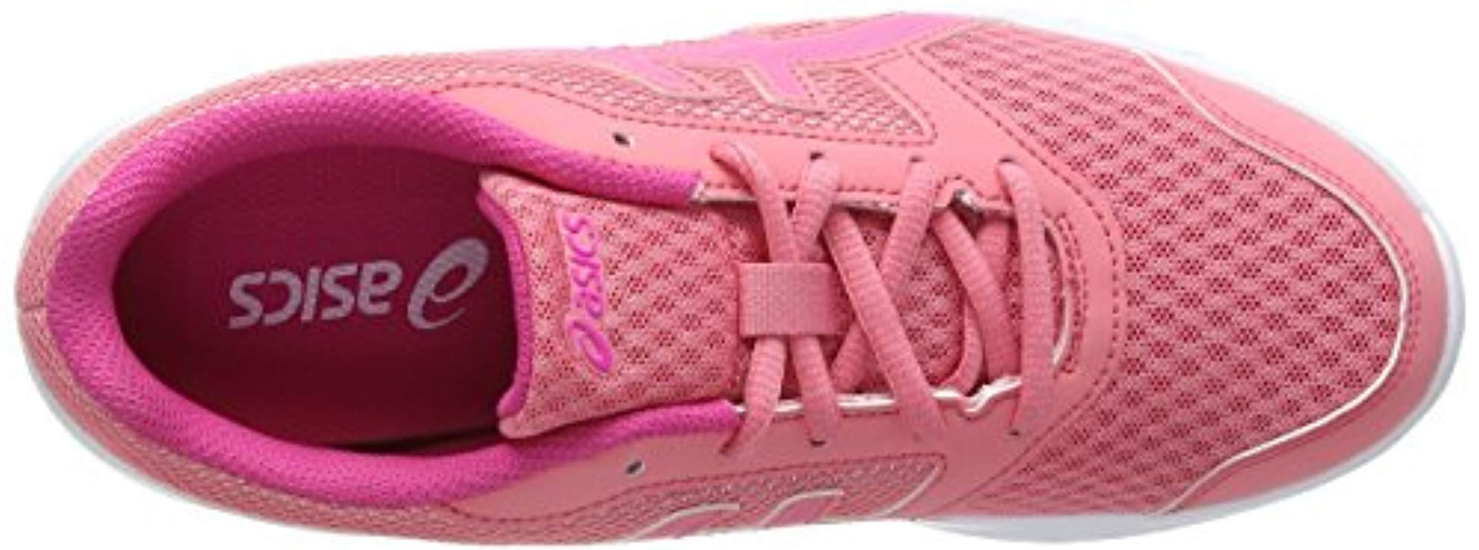 7d2cdf4eb03a Asics - Pink Stormer 2 Running Shoes Black - Lyst. View fullscreen