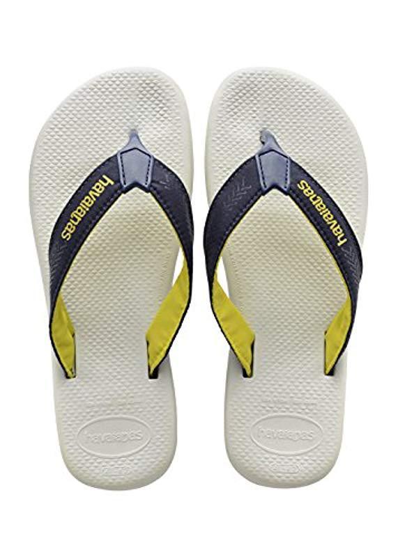 453f55a950046 Havaianas - Blue Surf Pro Flip Flops for Men - Lyst. View fullscreen