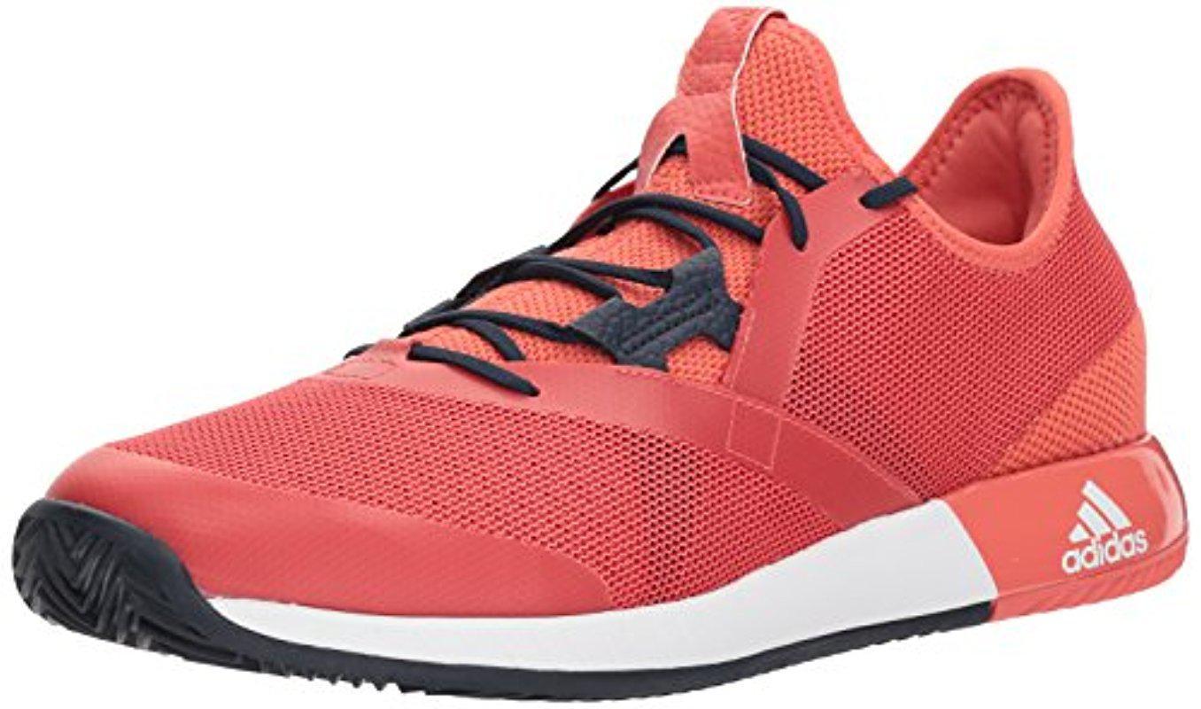 8ae36157962bb Lyst - adidas Adizero Defiant Bounce Tennis Shoe for Men