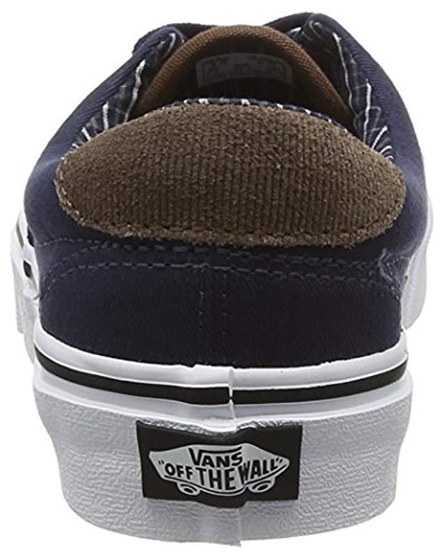 e66490c09fc066 Vans Unisex Adults  Era 59 Low-top Sneakers in Blue for Men - Lyst