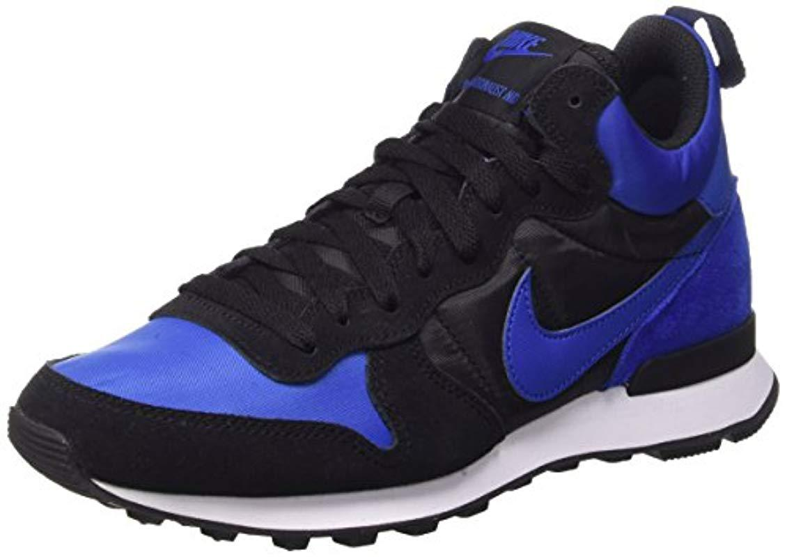 0828d2dfde2 Nike Internationalist Mid, 's Sports Shoes in Blue for Men - Save 1 ...