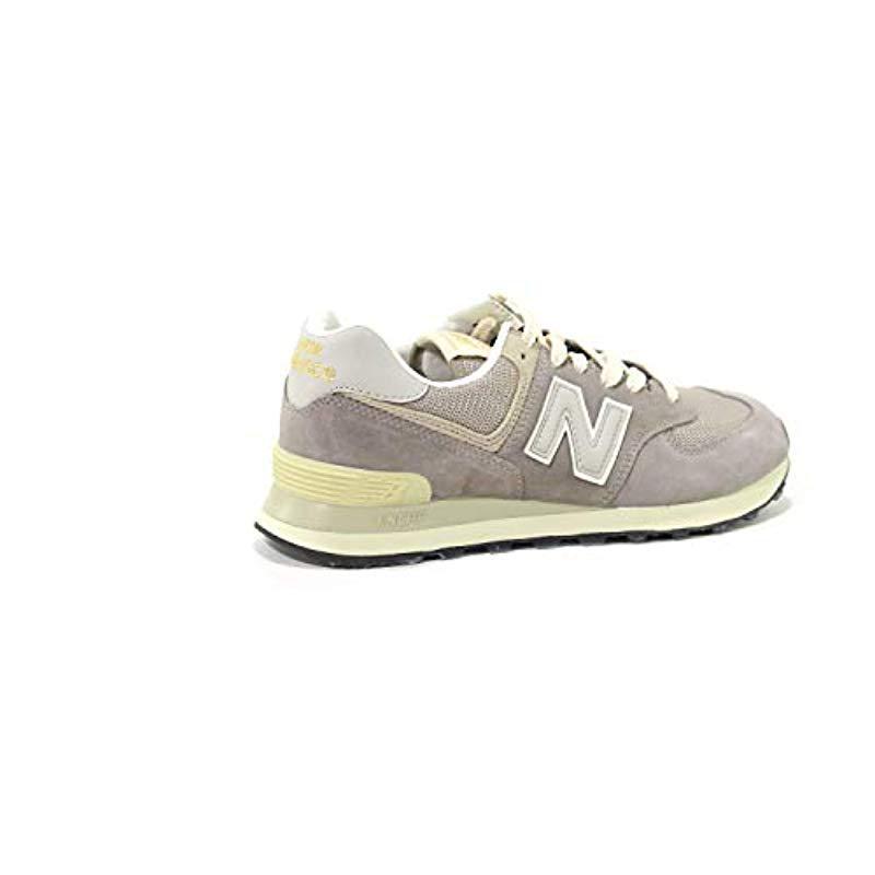 new balance 574v2 grigio
