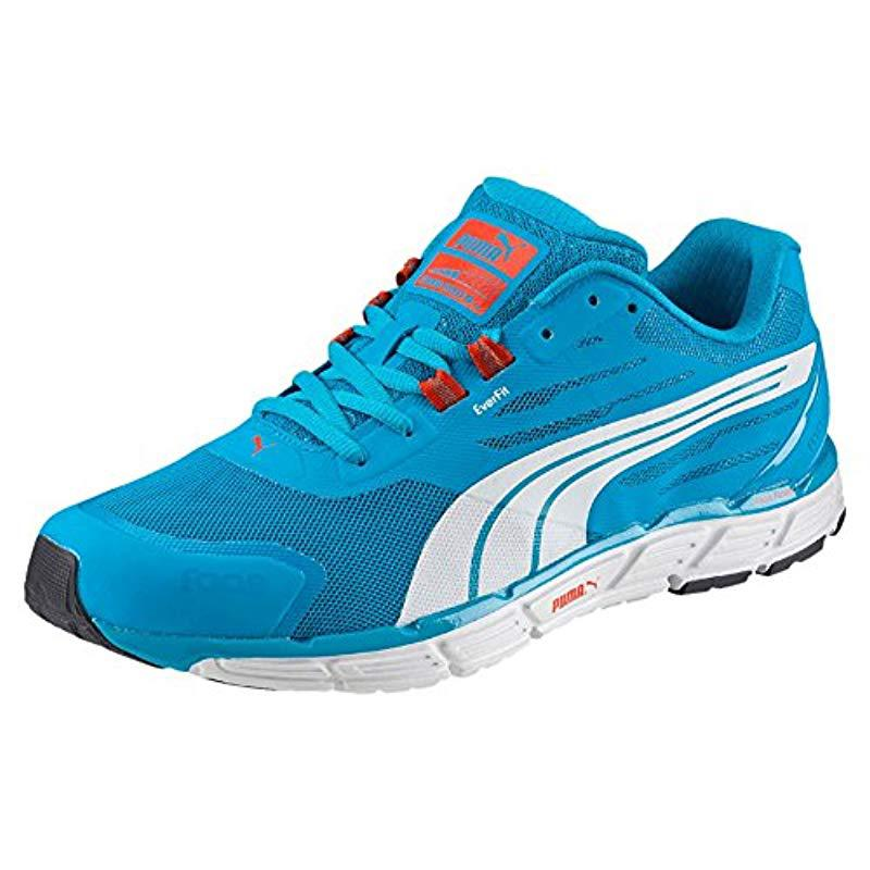 save off 292ce 00463 PUMA - Blue Faas 500 S V2,  s Running Shoes for Men - Lyst