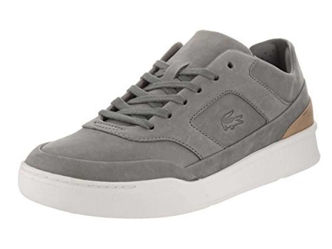 0ef8441664 Lyst - Lacoste Explorateur 316 2 Cam Fashion Sneaker in Gray for Men