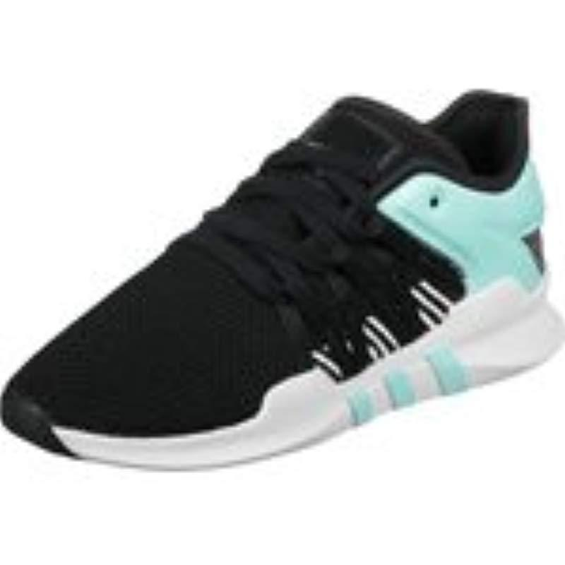 best sneakers 648df 8e5cb Adidas s Eqt Racing Adv W Gymnastics Shoes in Black - Lyst