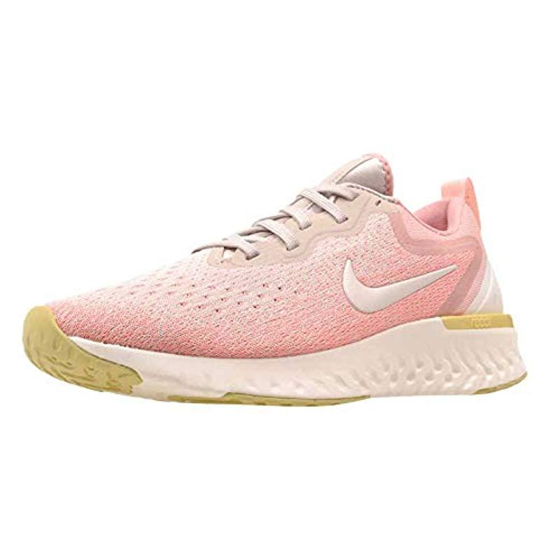 41bc5dda96f Nike - Pink Wmns Odyssey React Competition Running Shoes - Lyst. View  fullscreen