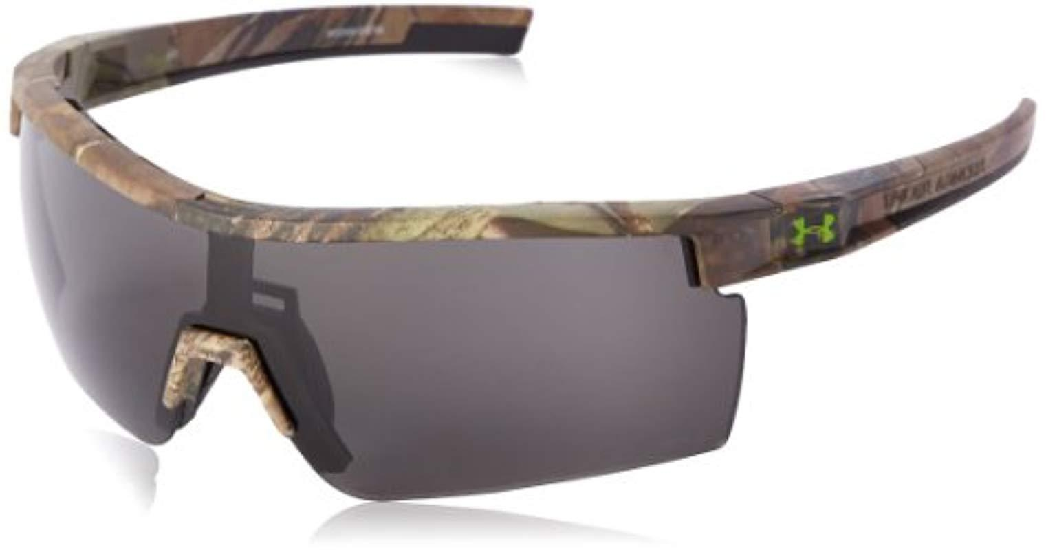 dc8e642662f Lyst - Under Armour Freedom Sunglass for Men