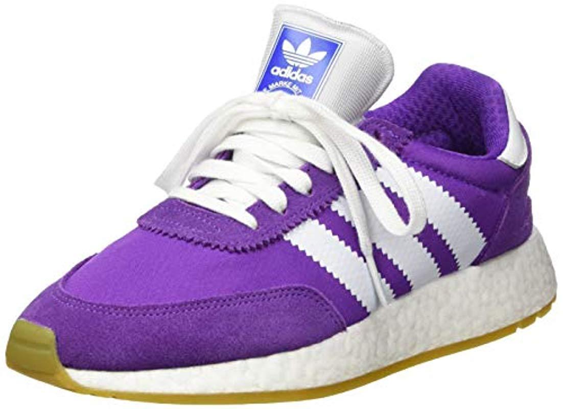 6e96f90b2 adidas I-5923 W Gymnastics Shoes in Purple - Lyst