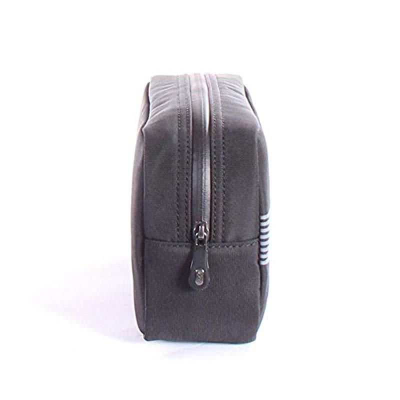 482973a54c92 Lyst - BOSS Hugo By Pixel Nylon Washbag in Black for Men
