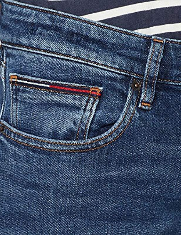 ce287670 Tommy Hilfiger - Blue Original Ryan Straight Leg Jeans for Men - Lyst. View  fullscreen