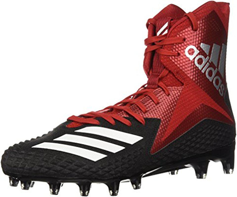 quality design 2809f 3967e Lyst - adidas Freak X Carbon Mid Football Shoe in Red for Me