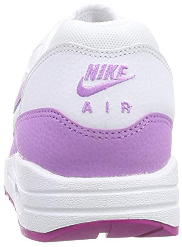 free shipping a8c98 8a2a6 Nike - Purple Air Max 1 Essential, Low-top Sneakers - Lyst. View fullscreen