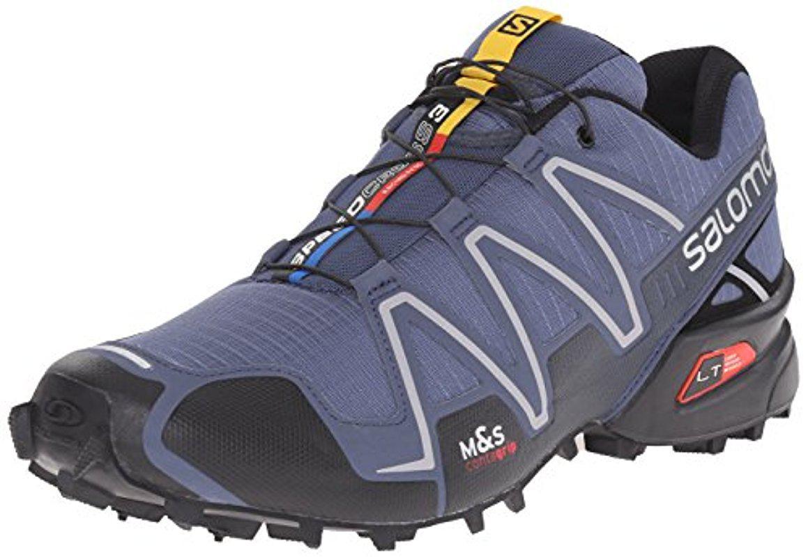 wholesale dealer f035d 2d690 Yves Salomon - Blue Speedcross 3 Trail Running Shoe for Men - Lyst