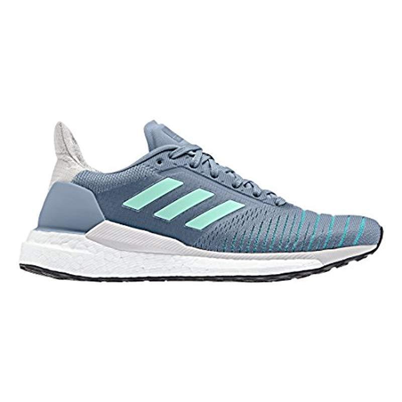 c30fd4d949bcf adidas Solar Glide W Trail Running Shoes in Blue - Lyst