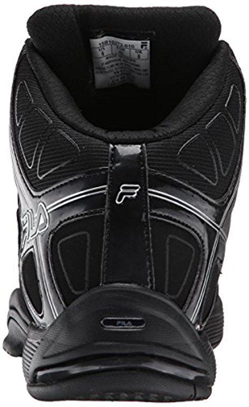 2ae9d7f93e49 Fila - Black Big Bang 4 Basketball Shoe for Men - Lyst. View fullscreen