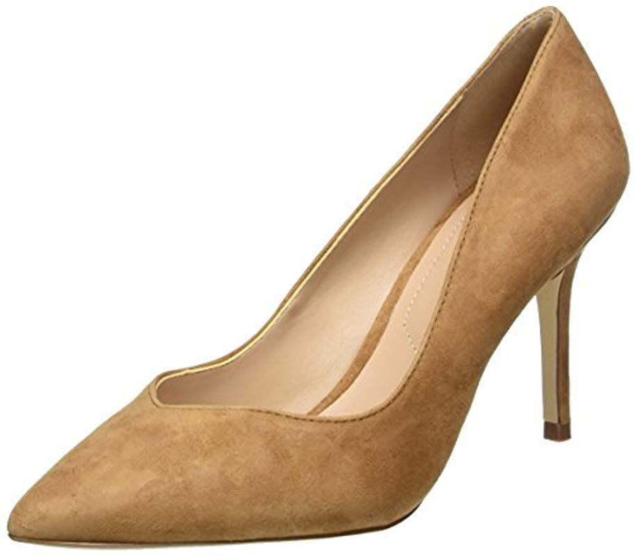 974bc01e4a4 ALDO Jaysee Closed-toe Pumps in Brown - Lyst