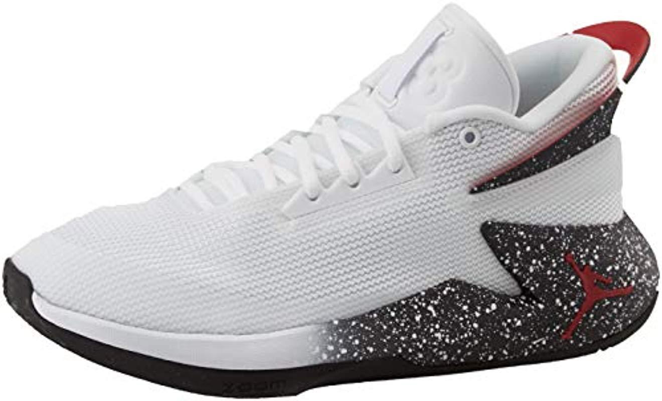 cd0ea27e5a0 Nike Jordan Fly Lockdown Basketball Shoes in White for Men - Lyst