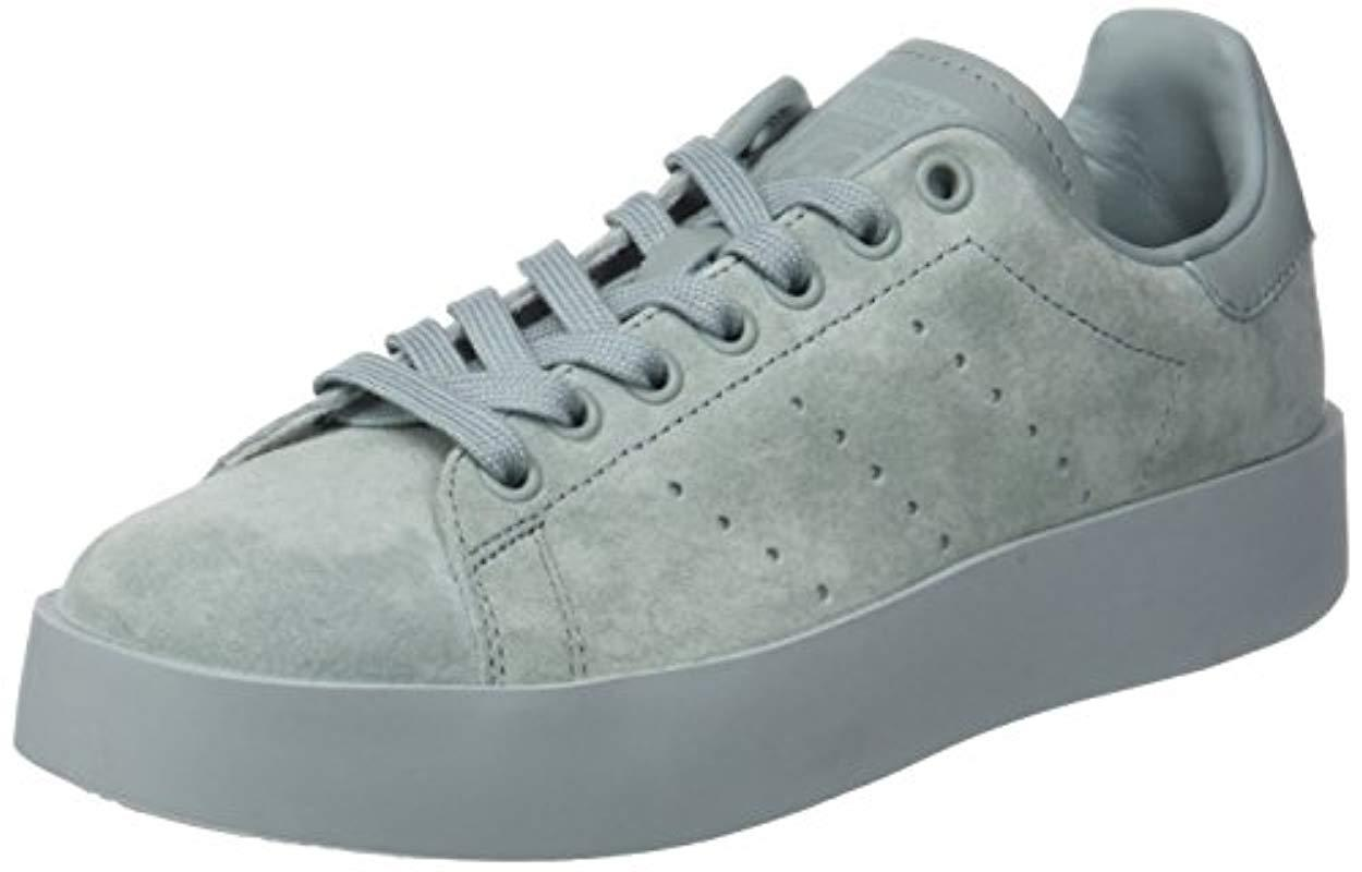 701f053c8fc Adidas  s Stan Smith Bold Sneaker Low Neck