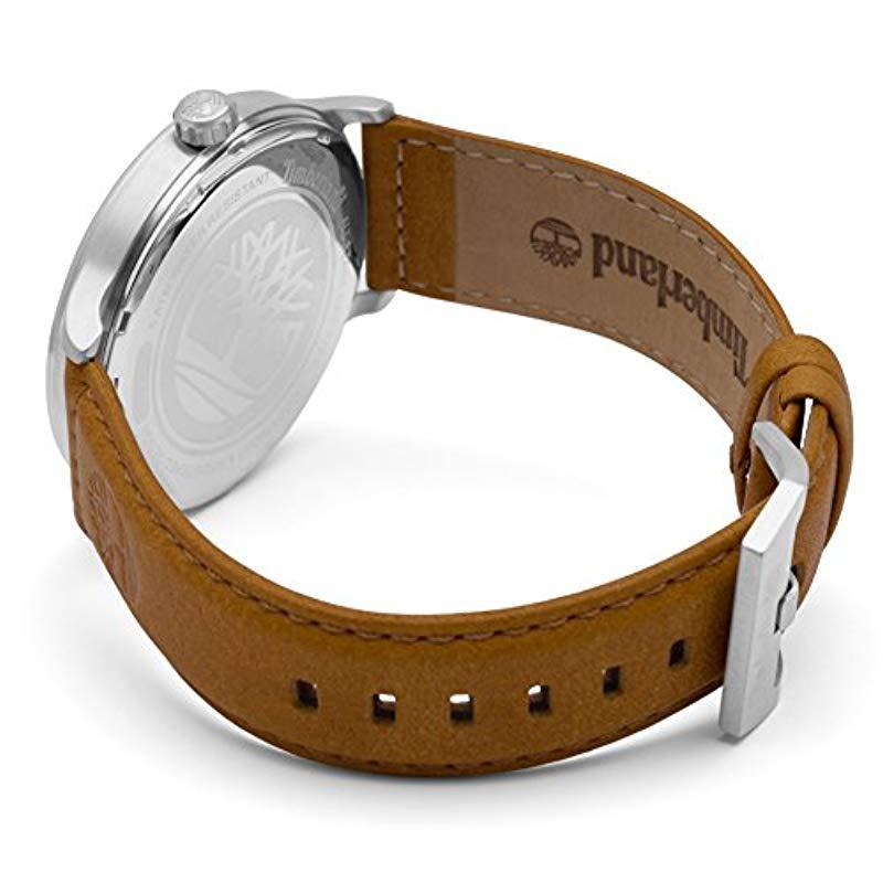 81961269a1af Lyst - Reloj Análogo clásico para Hombre de Cuarzo con Correa en ...