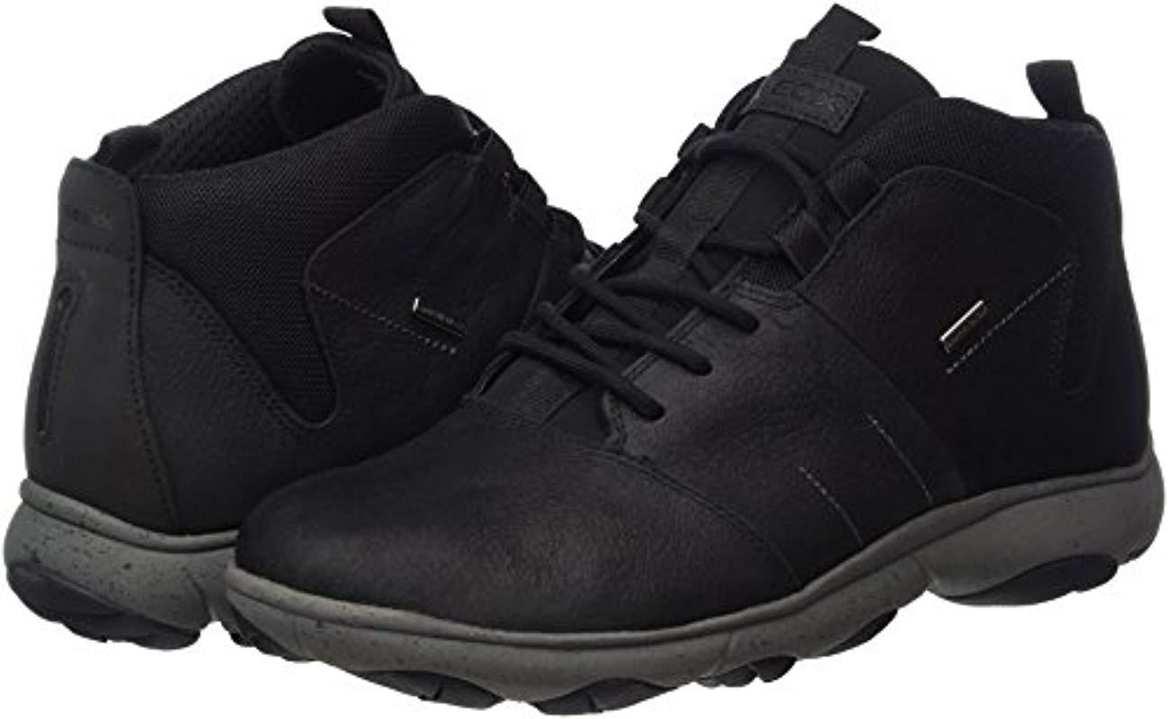 U Nebula 4 For A Boots X In Geox Abx Chukka Lyst B Black Men UzqSMVpG