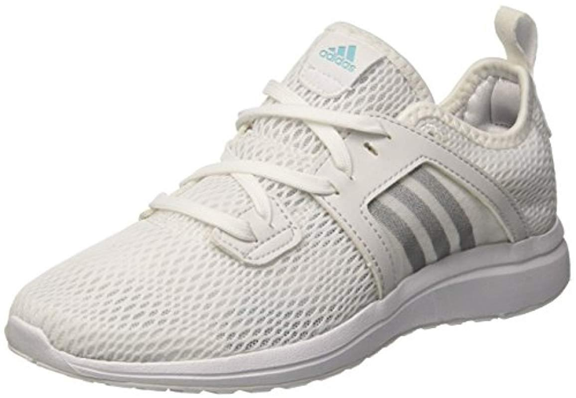 adidas   s Durama W Running Shoes in White - Lyst ab118a68a4675