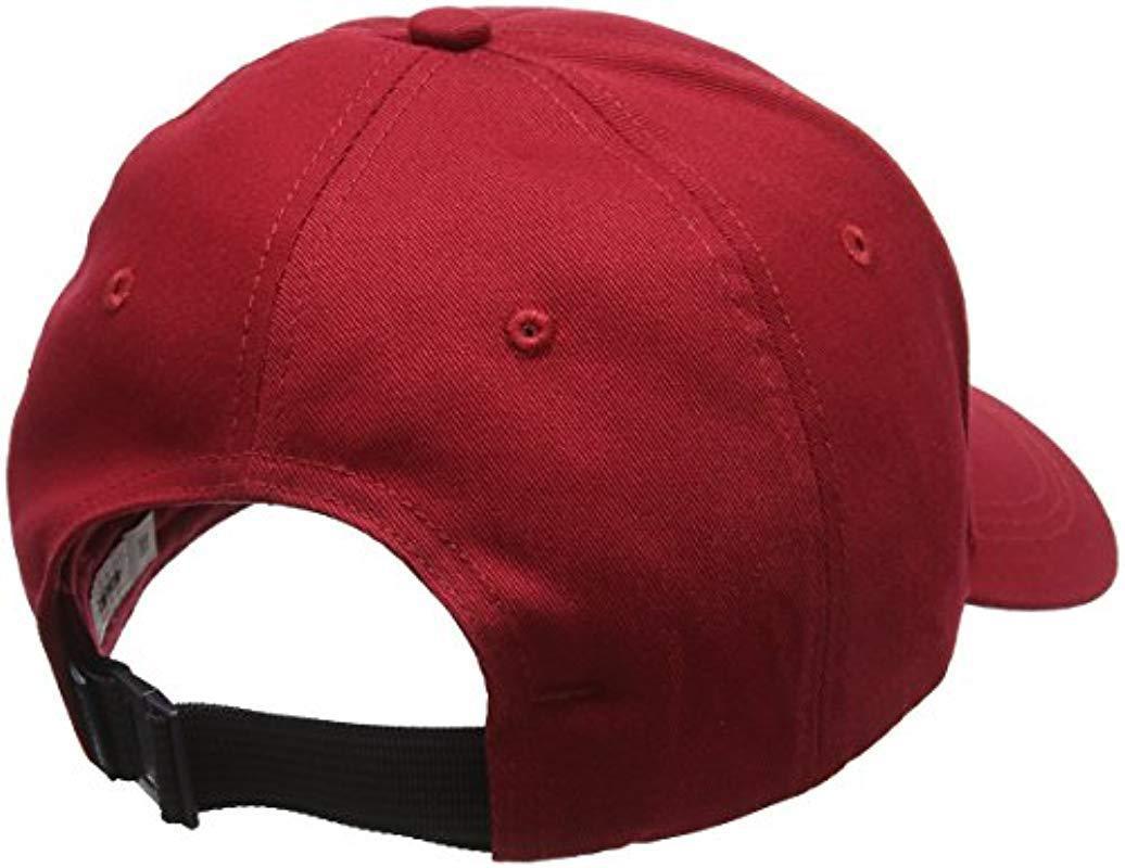 0930532c896 Calvin Klein - Red Ck Metallic Baseball Cap M for Men - Lyst. View  fullscreen