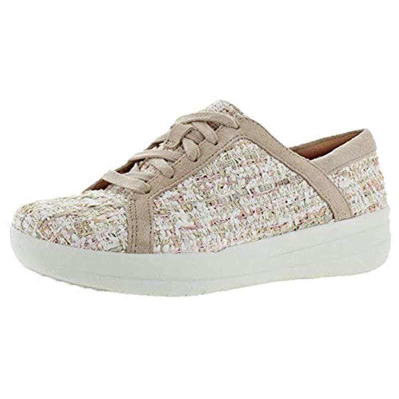 021c9ece393b2 Fitflop. Women s F-sporty Ii Lace Up Fringe Sneakers