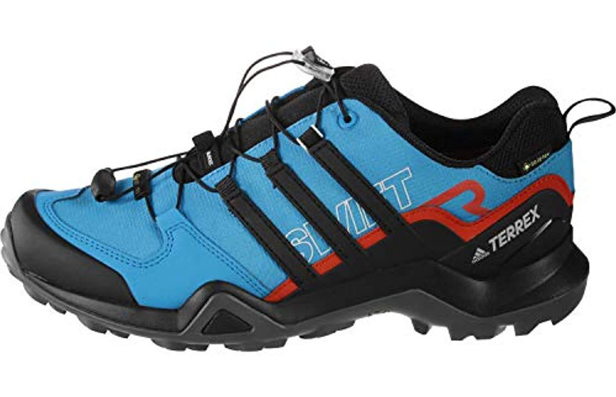 1637aff5566 Adidas - Multicolor Terrex Swift R2 Gtx Cross Trainers Black for Men - Lyst