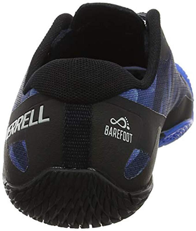 Merrell Vapor Glove 3 (molten Lava) Men s Shoes in Blue for Men - Lyst 137d8d0600b