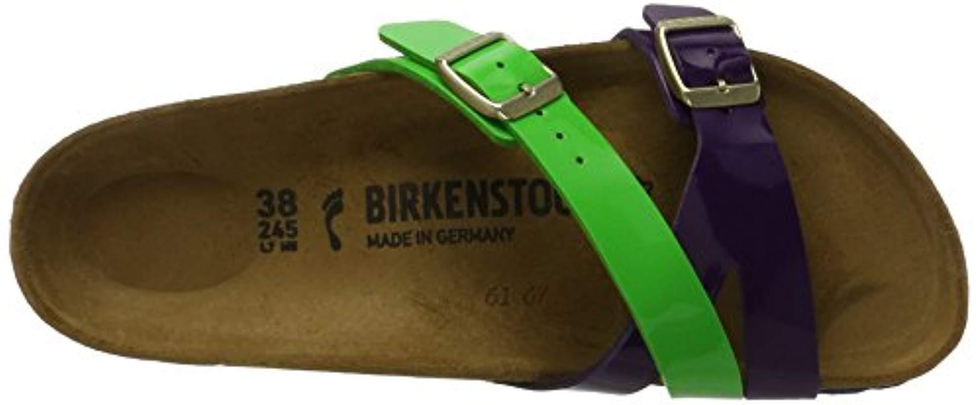 73278ca51 Birkenstock Yao Balance Birko-flor