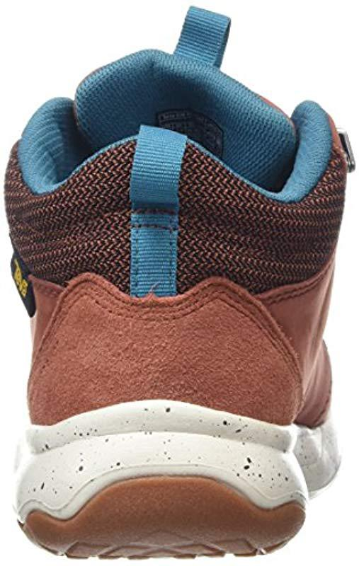 181ac17c5b26a7 Teva - Multicolor Arrowood Lux Mid Wp Sports And Outdoor Light Hiking Boot  - Lyst. View fullscreen