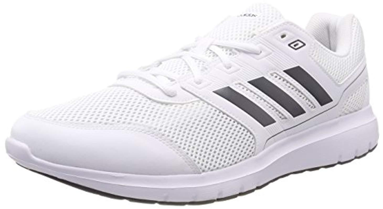 best website 78cfb 1fd26 adidas Duramo Lite 2.0 M Competition Running Shoes in White