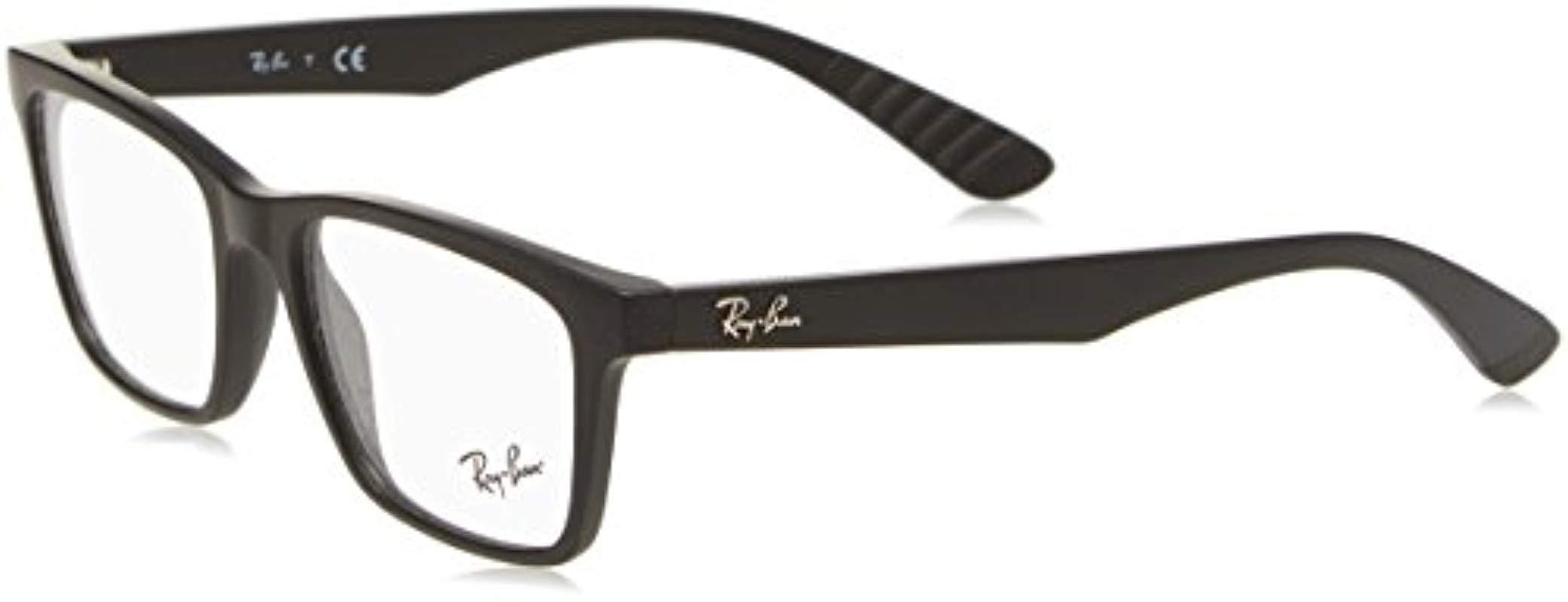 1bb7620503 Ray-Ban 0rx 7025 2077 53 Optical Frames