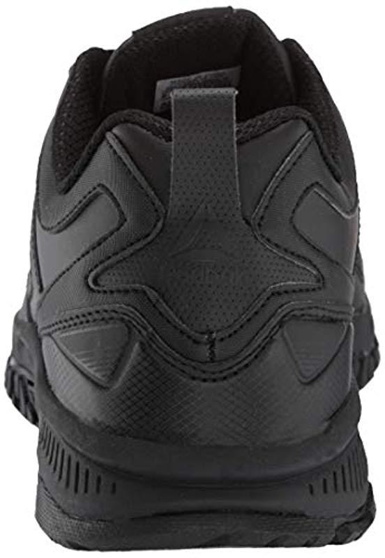 Reebok - Black Ridgerider Leather 4e Sneaker for Men - Lyst. View fullscreen fbd630fd0