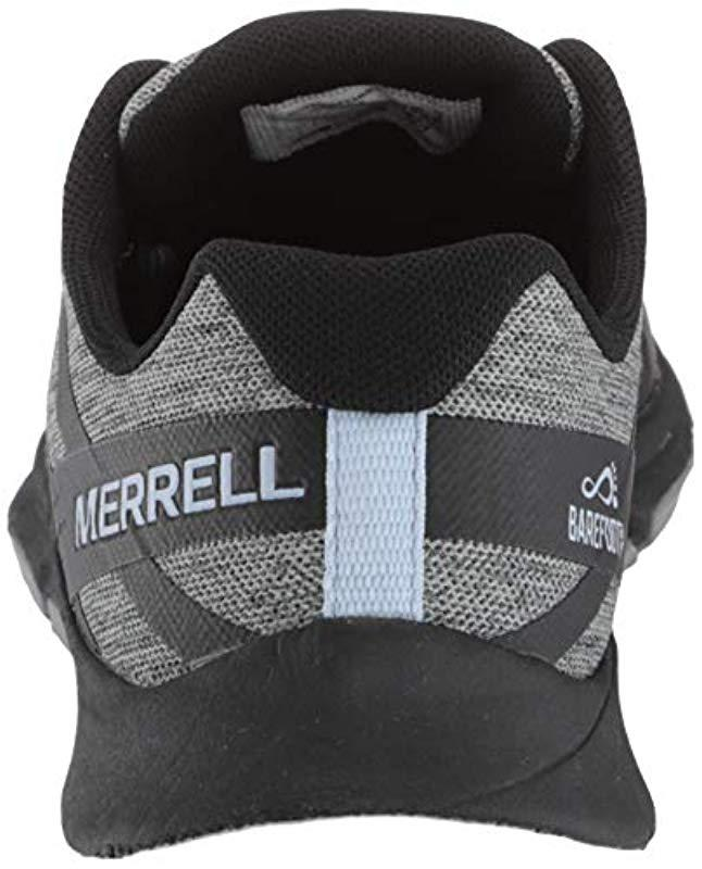 4 Merrell Access Shoe Arc Running Bare Black Trail Lyst In Ac54jq3RL