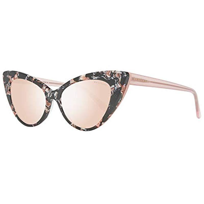 7b4e4ea2ad By Marciano Sonnenbrille Gm0784 56U 53, Gafas de Sol para Mujer ...