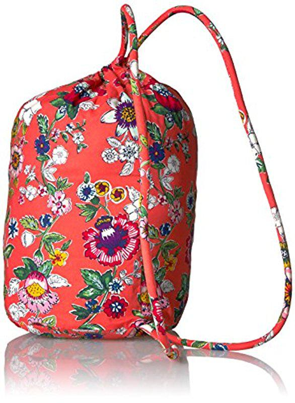Lyst - Vera Bradley Iconic Ditty Bag c160d01216fde