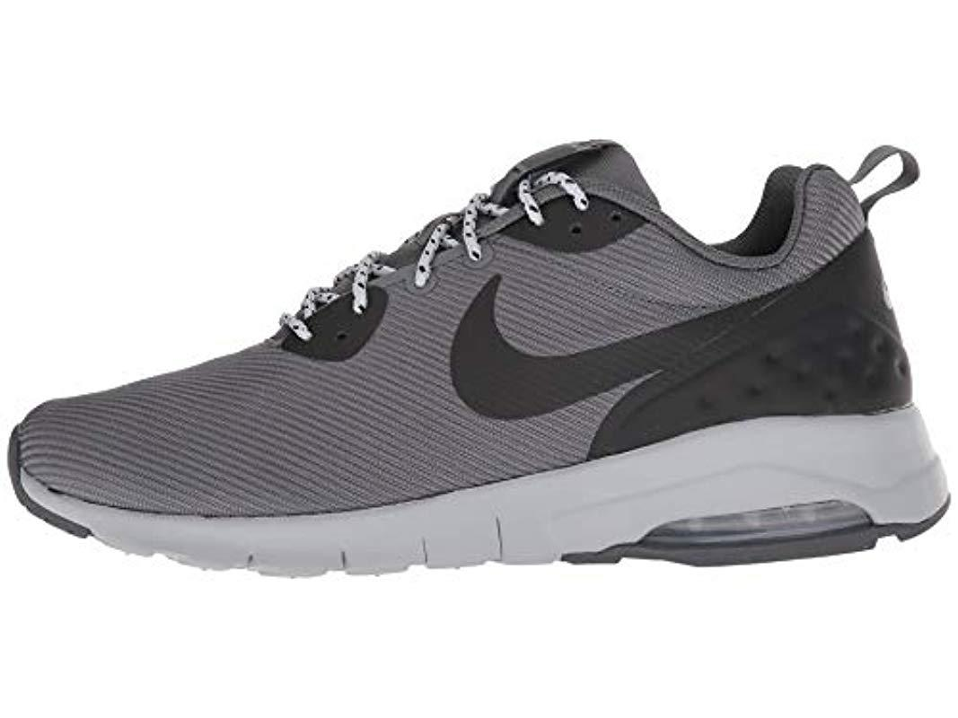 298923d891 Nike Air Max Motion Low Cross Trainer in Gray for Men - Save 31% - Lyst